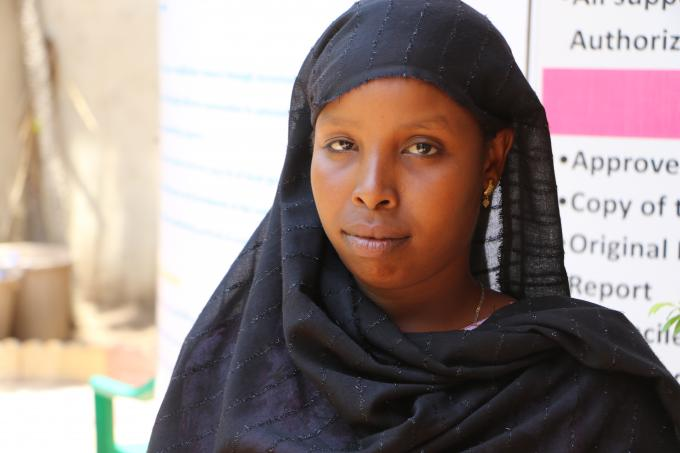 Anisa, 16 at Dire Dawa