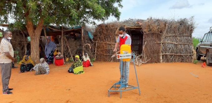 Collaborative Cash Delivery – responding to the most vulnerable drought affected households in Somali region of Ethiopia