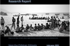 Trends, factors and risks of unaccompanied child migration f