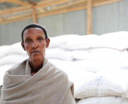 Surviving Recurrent Droughts : Zenebu's Story