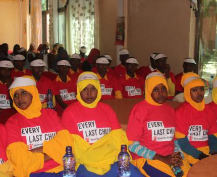 Save the Children in Ethiopia Launches the Every Last Child Campaign