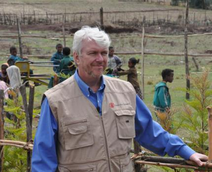 Save the Children Announces Passing of Former Country Director and Friend of Ethiopia, John Graham