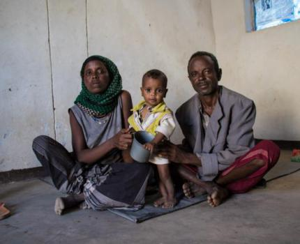 UN SECRETARY GENERAL MUST RAISE THE ALARM ON ETHIOPIA'S WORST DROUGHT IN 50 YEARS AT AU SUMMIT IN ADDIS: SAVE THE CHILDREN