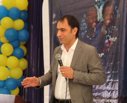 Save the Children Marks Universal Children's Day with Partners