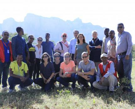 Save the Children Italy CEO & Board Members Visit to Ethiopia: A story in pictures