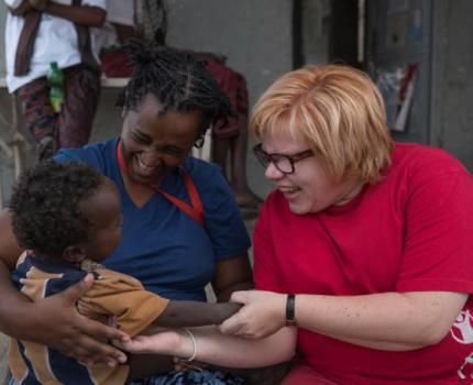 Three Save the Children CEOs visit drought-affected regions as humanitarian crisis worsens