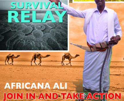 Race for Survival held in Semera, Afar National Regional State
