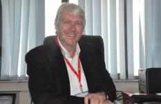 John Graham, Country Director of Save the Children in Ethiopia